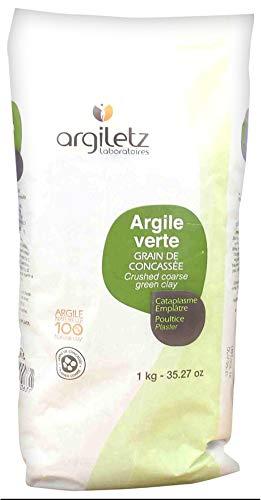 Argiletz Klei Fijn Gebroken Groen, 1000 g