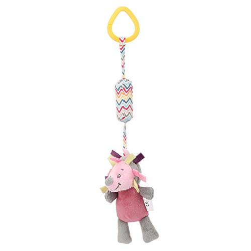 Baby Crib Toys & Attachments Hanging Toy for Baby Bed Crib Cot Stroller Cartoon Hanging Rotating Toys Educational Plush Toy (#4)