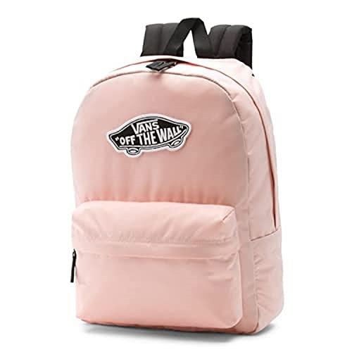 Vans Realm Backpack, Zaino Unisex-Adulto, Rosa Cipria, Taglia Unica