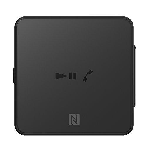 ソニーワイヤレスイヤホンSBH24:カナル型Bluetooth対応リモコン・マイク付き2017年モデルブラックSBH24B