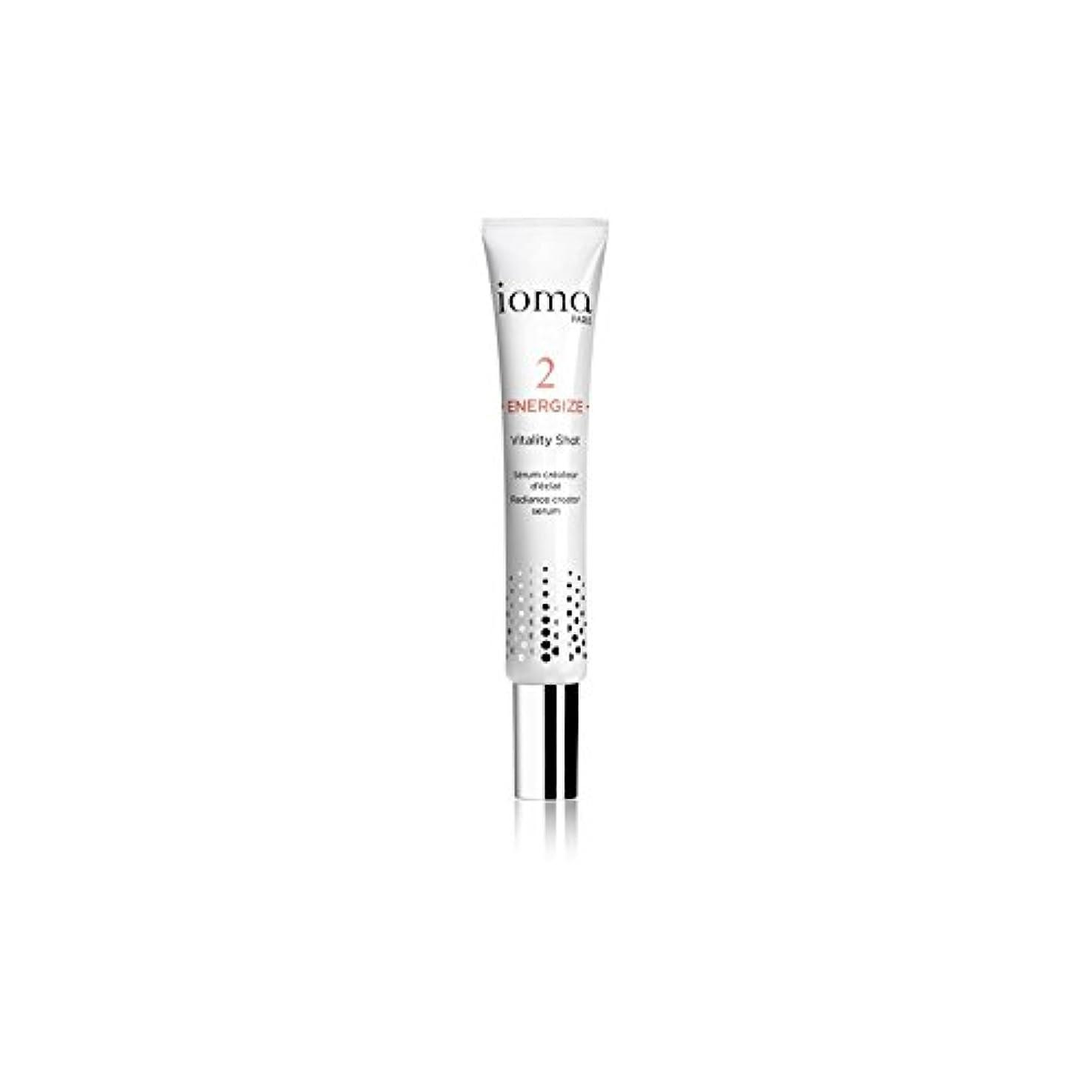 著者言語ペンスIoma Vitality Shot Radiance Serum 30ml - 活力ショット放射輝度セラム30 [並行輸入品]