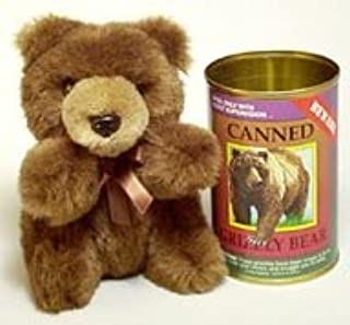 Canned Critter: Grizzly Bear by Northern Gifts Inc.