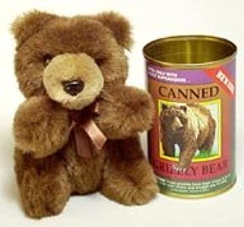 venta con descuento Canned Critter  Grizzly Bear Bear Bear by Northern Gifts Inc.  hasta 42% de descuento
