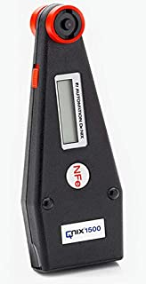 Paint Thickness Gauge Model QNix 1500Basic w/int.Fe/NFe Probes 0-200 mils by Automation Dr. Nix