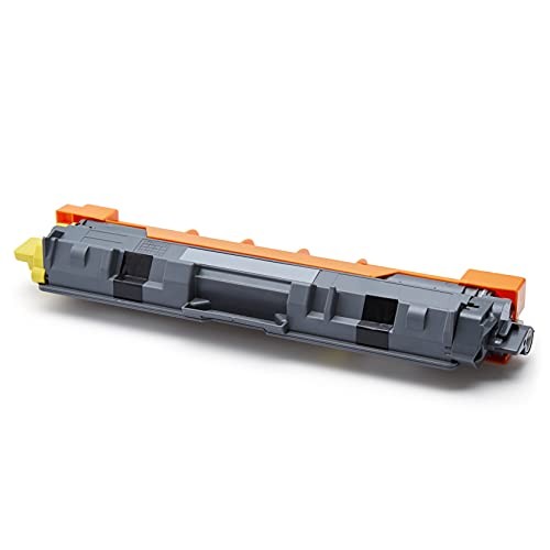 Amazon Basics - Cartucho de tóner regenerado de alto rendimiento, repuesto para Brother TN-245, alta capacidad, paquete de 1unidad (color amarillo)