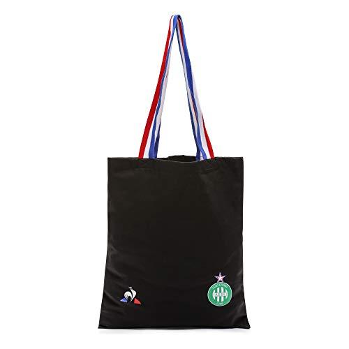 Le Coq Sportif Asse Tote Bag À Anses Black Bolso, Mujer, Talla Única