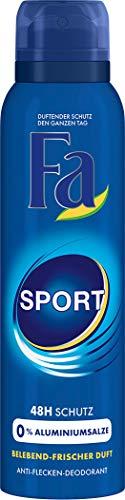 FA Deospray Sport Belebend-frischer Duft, 6er Pack (6 x 150 ml)