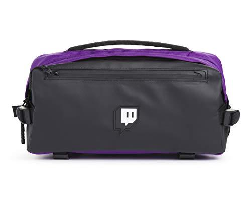 Twitch Sling Bag - Black