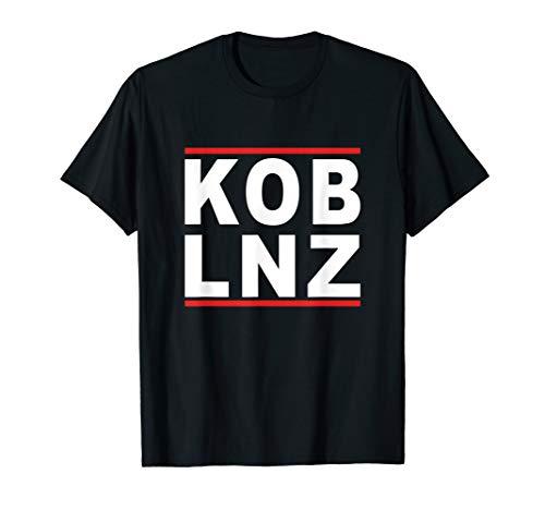 Koblenz Stadt Spruch Original Geschenkidee T-Shirt