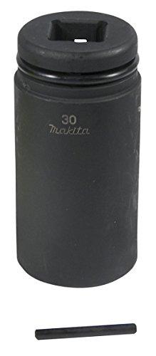"MAKITA A-85547 A-85547-Llave de Vaso de Impacto m14x95 insercion 3/4"" Interior 21 mm Exterior 35 mm para Modelo 6906"