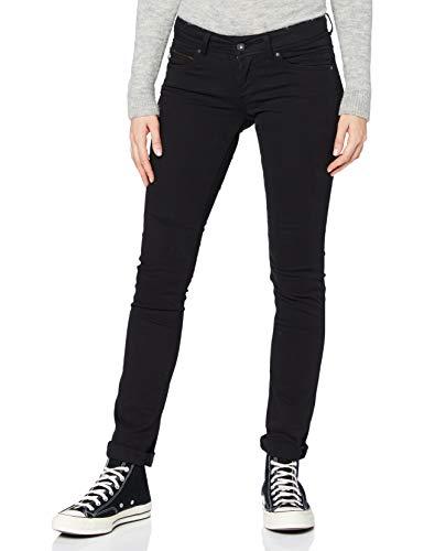Pepe Jeans New Brooke Vaqueros, Black 999, 26W / 30L para Mujer