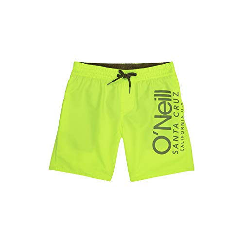 O'Neill Jungen PB Cali Boardshorts, New Safety Yellow, 164
