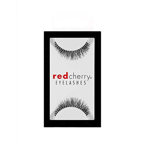 Red Cherry - Falsche Wimpern 747XS Echthaar