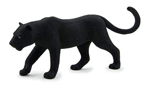 MGM 387017–Figur Tier–Panther schwarz groß–13,5x 5cm