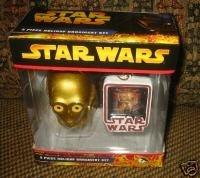 Star Wars Holiday Ornament C-3po 2 Piece Set