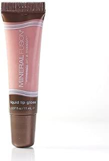 Mineral Fusion Lip Gloss, Enlighten.37 Ounce