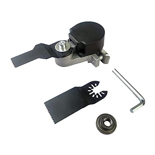 MagiDeal Cabezal universal de conversión de amoladora angular, reajuste profesional de amoladora angular universal para madera, herramienta de grabado del - Color