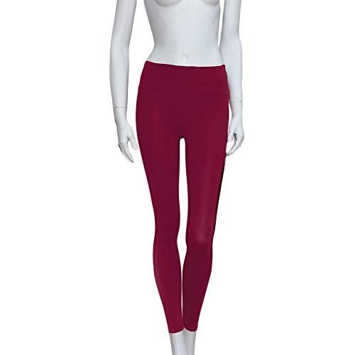 HUIGE vrouwen Yoga Leggings Fitness Jogger Sport Mesh Imitatie Lederen Borduurbroek Hoge Taille Gym Running Atletische Stretch Panty Broek