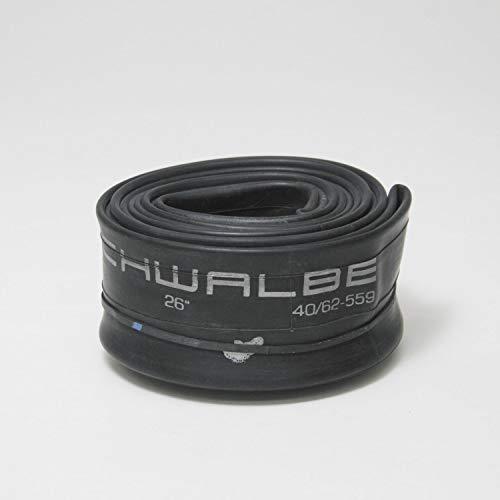 Schwalbe Fahrradschlauch SV13 40/62-559 EK 40 mm Schlauch, schwarz, SV (40mm)/26'' - 2