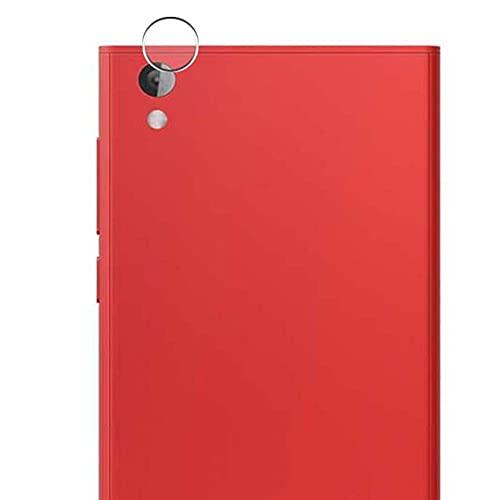 Vaxson 2 Stück Schutzfolie, kompatibel mit Obi worldphone SJ1.5 Kamera TPU Folie Rückseitige Kameraobjektiv [nicht Panzerglas Bildschirmschutzfolie Hülle Hülle ]
