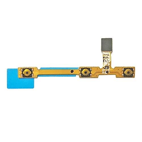 GinTai Botones de alimentación y volumen intercambio del cable flexible para Samsung Galaxy TAB 4 10.1IN SM-T530NU