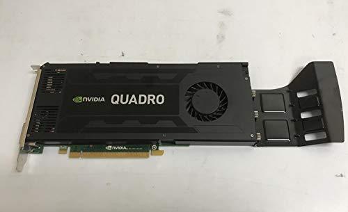 J4F85 Grafikkarte für Dell Nvidia Quadro K4200 GPU, 4 GB, 1344 CUDA Core