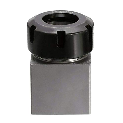 Fantastic Prices! KXA ER32 Square Collet Chuck Block Holder for CNC Lathe Engraving Machine Cross Ho...