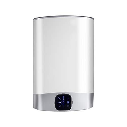 Fleck 3626158 Termo Eléctrico DUO 5, 1500 W, 230 V, 50 L, blanco, Fabricado para ser instalado en España