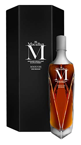 Macallan - M Decanter - 1824 Master Series 2018 - Whisky