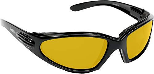 Verdster Gafas de Sol Deportivas para Hombre & Mujer – Protección UV - Diseño Cómodo Envolvente con Almohadillas de Espuma – Ideal para Ciclismo & Motocicleta
