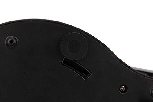 Arebos-Kuechenmaschine-1500W-mit-6L-Edelstahl-Ruehlschuessel-Ruehrbesen-Knethaken-Schlagbesen-und-Spritzschutz-6-Geschwindigkeit-Geraeuschlos-Teigmaschine-Rot