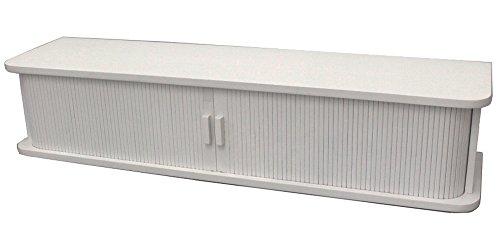オスマック カウンター上 収納 ホワイト 90cm キッチン ダイニング 整理 KTX-90W