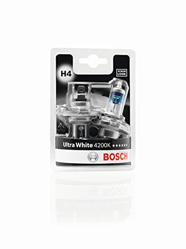 Bosch H4 Ultra White 4200K lampadine faro - 12 V 60/55 W P43t - lampadine x2