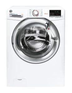 Hoover H3WS495DACE 9KG 1400RPM WIFI & Bluetooth White Washing Machine with Chrome Door