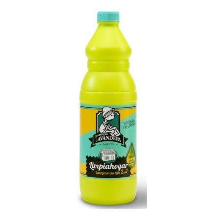 Detergente con Lejía Limón La Lavandera 1500ml