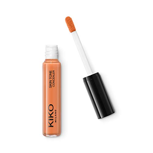 KIKO Milano Skin Tone Concealer - 12 | Correttore Fluido Levigante, con Finish Naturale
