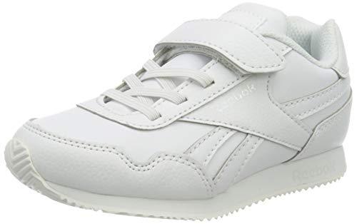 Reebok Royal CLJOG 3.0 1V, Zapatillas de Running Niñas, Blanco/Blanco/Blanco, 32 EU