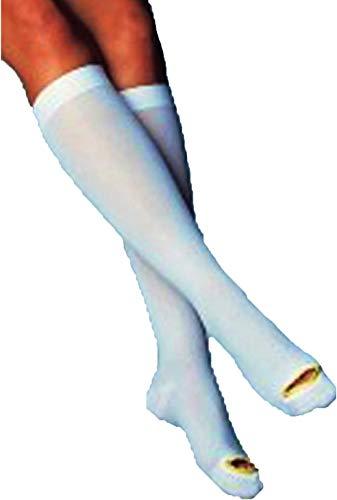 Comprinet pro Strumpf Knielang Größe 3 Weiß, 2 St
