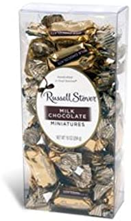 Russell Stover Milk Chocolate Miniatures, 10 oz. Box