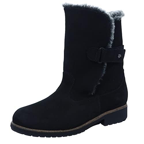 FinnComfort Lizzola 781863 - Botines para Mujer, Color Negro, Color Negro, Talla 42 EU