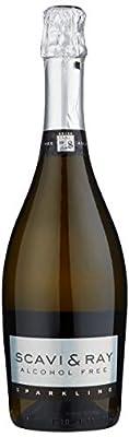 Scavi & Ray - Alkoholfrei Getränk aus alkoholfreiem Weißwein - 0,75l