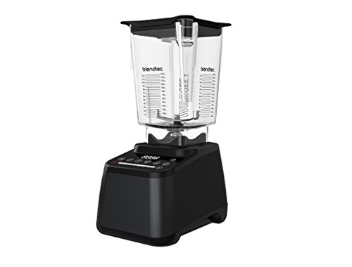 Blendtec Designer 675 Blender with WildSide Jar, Charcoal