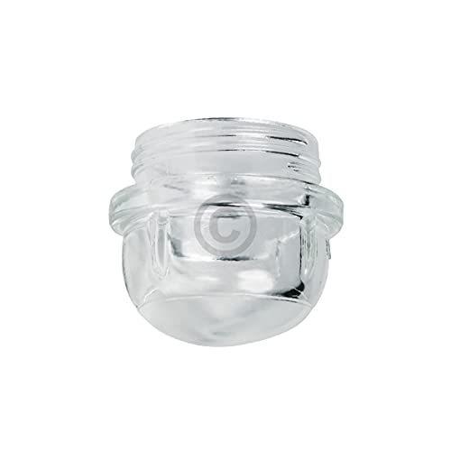 DL-pro Lampenglas 41mmØ für Gorenje 639157 Lampenabdeckung Lampenkalotte Glas Glashaube für Backofenlampe Lampe Glühbirne Backofen Ofen Herd