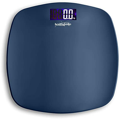 Healthgenie Ultra-Lite HD-331 Digital Personal Body Weighing Scale, Strong & Best ABS...