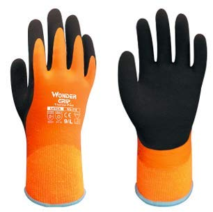 Thermo Plus Safety Gloves - Heavy Duty and...