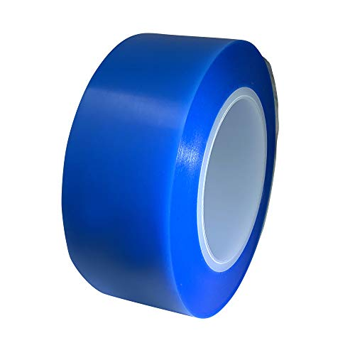 T.R.U. UHMW High Impact Abrasion Resistant Slippery Tape with Acrylic Adhesive. 36 Yards (4