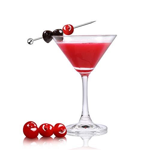 Dylan Edelstahl-Cocktailspieße - 2