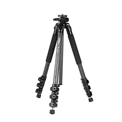 WSJ Camera Statief, Professionele Camera Stand Set, 3D Pan/tilt, Hoogte Aanpassing, Draagbaar En Lichtgewicht, Geschikt voor Camera's En Recorders