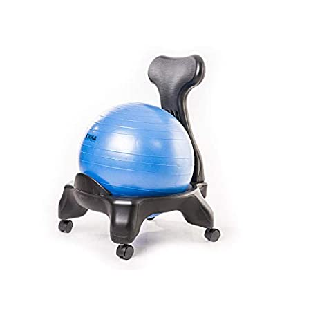 media pelota para sentarse silla oficina