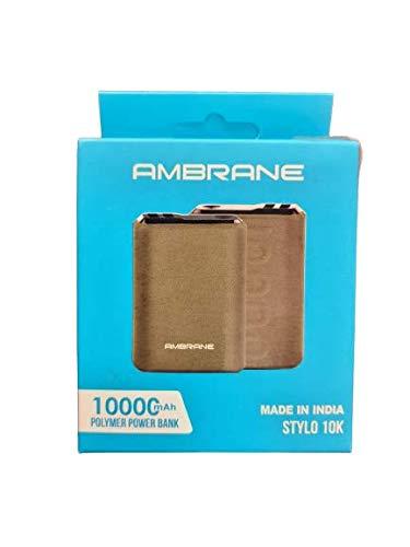 Ambrane PowerBank 10000mAh
